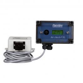 Oxygen Monitor with Remote O2 Sensor product image by Semrad.com.au