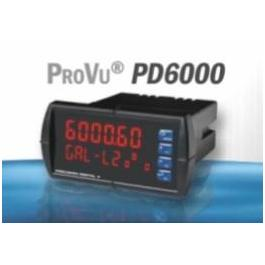 Precision Digital PD-6000 Process Display with Pump Control